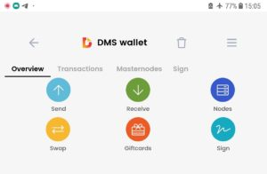 DMS in Flits App